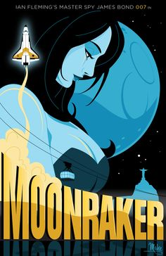 Moonraker by MikeMahle on DeviantArt
