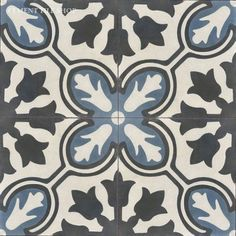 Cement Tile Shop - Handmade Cement Tile | Avallon Navy