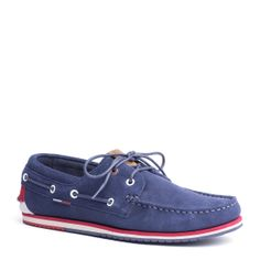 Tommy Hilfiger Nate Boat Shoe - Official Tommy Hilfiger® Store