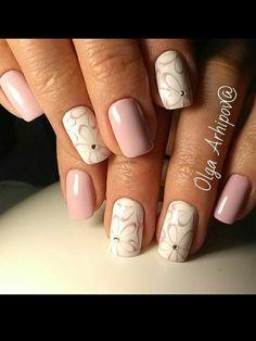 Hot Trendy Nail Art Designs that You Will Love Nail Manicure, Diy Nails, Cute Nails, Pretty Nails, Classy Nails, Stylish Nails, Fabulous Nails, Perfect Nails, Diy Nail Designs