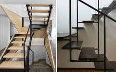 Decofilia te trae más de 50 ideas de pasamanos modernos, originales e innovadores que te servirán de inspiración para crear tu escalera de diseño.
