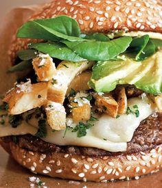 Roam Artisan Burgers - 1785 Union Street, San Francisco CA 94123