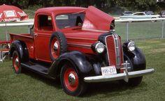 1936 Fargo pickup | Richard Spiegelman | Flickr