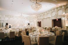 Rosewood Hotel Georgia Wedding - Spanish ballroom  Vancouver venue