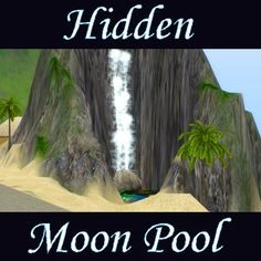 how to make a moon pool
