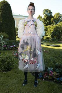 Tatyana Parfionova коллекция | Коллекции весна-лето 2016 | Санкт-Петербург | VOGUE