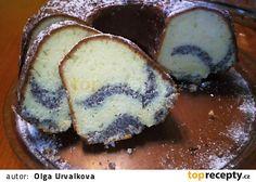 Bábovka - vláčná tvarohová recept - TopRecepty.cz French Toast, Muffin, Food And Drink, Pork, Pudding, Breakfast, Desserts, Cakes, Catalog