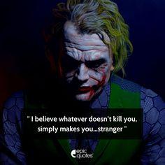 The stranger, the better. 🤡 . #thebatman #batmanfan #batmanbegins #batmanreturns #batmanart #imbatman #iambatman #batmanvillains #batmanarkham #batmanuniverse #patiencequotes #enterpreneurquotes #quotesaccount #millionairequotes #lifequotestoliveby #postivequotes #strengthquotes #moodquotes #powerfulquotes #truequotes Epic Quotes, Powerful Quotes, Mood Quotes, True Quotes, I Am Batman, Batman Begins, Batman Art, Patience Quotes, Batman Returns