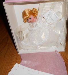 1999 Madame Alexander Doll Twilight Angel #10780 NEW Damaged Box Blonde hair #MadameAlexander #Dolls