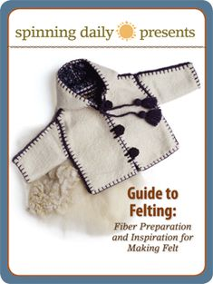 Get your free eBook to learn to felt fiber and felt yarn! ||| Amy's Blog - Spinning Daily vera John casino http://gamesonlineweb.com/casino/
