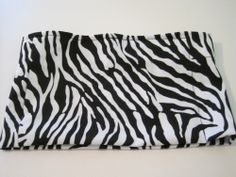 Zebra print insulin pump band that goes on the thigh.  Great idea for wearing dresses to hold my insulin pump.  I just ordered one! :)