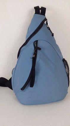 CELEBRATIONS by LILLIAN VERNON Blue Black Sling Backpack Sport Gym School Bag  #CelebrationsbyLillianVernon #Backpack #Ebay #CelebrationsbyLillianVernon #Backpack