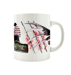 Mug Freddy Krueger - Elm Street Blood – Tsilemewa Freddy Krueger, Elm Street, Officiel, Boutique, Blood, Mugs, Clowns, Tableware, Tattoo