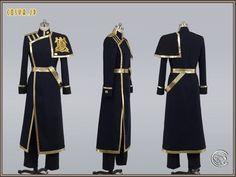 military uniforms | Kuroyuri Cosplay Empire's Military Uniform