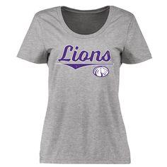 North Alabama Lions Women's American Classic Classic Fit T-Shirt - Ash