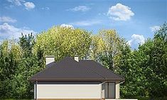 Projekt Dom na miarę 102,15 m2 - koszt budowy 208 tys. zł - EXTRADOM Gazebo, House Plans, Shed, Outdoor Structures, House Styles, Outdoor Decor, Design, Home Decor, Houses