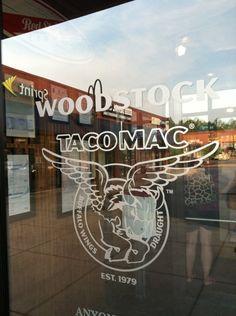 Taco Mac Sports Grill in Woodstock, GA