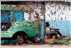 戦争とは何か?と考えさせられる衝撃的な写真集 - GIGAZINE