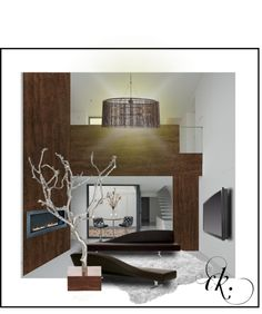 """Wood & White"" by cb-hula on Polyvore"