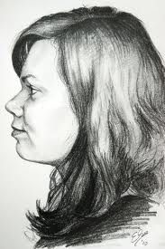 Portret zijaanzicht