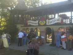 The North Carolina Renaissance Festival in Huntersville, NC. Another great southern faire venue that's been around 20yrs