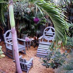 Key West Cottage Living: Secret Garden