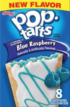 Kelloggs PopTarts Limited Edition Frosted Blue Raspberry Toaster Pastries 8 Count Box Pack of 3 * Continue to the product at the image link. (This is an affiliate link and I receive a commission for the sales) Blueberry Frosting, Strawberry Frosting, Free Printable Grocery Coupons, Pop Tart Flavors, Gourmet Recipes, Snack Recipes, Breakfast In America, Mini Pastries, Biscuits
