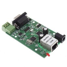 RS232 RS485 to TCP IP Ethernet Serial Device Server Module Support Reverse - 23$