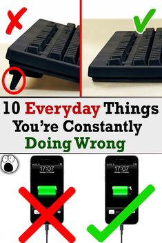 10 Everyday Things You're Constantly Doing Wrong Weird Facts, Fun Facts, Things To Come, Good Things, Picture Story, Weird Stories, Just Amazing, Awesome, Weird Pictures