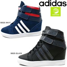 aecbb720902 Select shop Lab of shoes  Adidas in her wedge adidas DAILY WEDGE W F98028