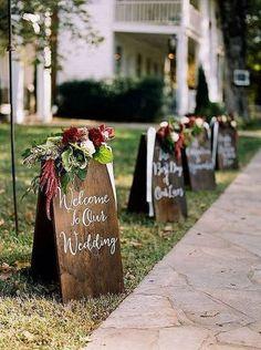 Outdoor-wedding-ideas-105 #MaroonWeddingIdeas