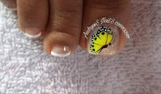 Beach Nails, Manicure And Pedicure, Nail Art, Blue Nails, Pretty Nails, Work Nails, Simple Toe Nails, Toe Nail Art, Nail Art Designs