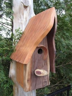 unique bird house | Unique Bird Houses | Birdhouse No. 89 | Birdhouses | Store | Unique ...