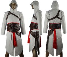 Assassin's Creed Costume Pattern | Assassin Creed Altair Costume Assassin's creed altair