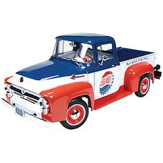 Just like the classic trucks that Pepsi salesmen drove in the mid-50s! $105.00