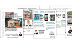 Homes And Land of Montreal Marketing Flyers Marketing Flyers, Of Montreal, Direct Mail, Landing, Homes, Things To Sell, Direct Mailer, Houses, Home