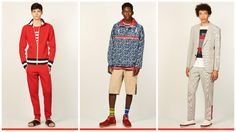 Tommy Hilfiger's Spring 2017: Beachside Wes Anderson vibes