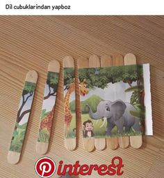Popsicle Stick Puzzles! Repinned by Therapy Shoppe.