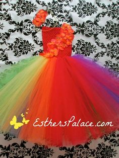 Pink Princess Tutu Dress, $39.99