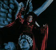 Lon Chaney as The Phantom of the Opera...
