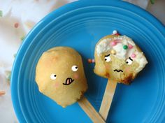 Cakespy: Deep-Fried Cupcakes on a Stick Recipe | Serious Eats