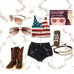 Top 17 Famous July 4th Holiday Outfit Designs – List Patriotic Spring Fashion & Tip - DIY Craft (9)