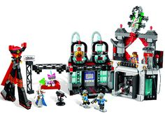 I want this set merely because Unikitty is in it. B-)