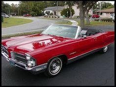 Dang this is a beauty!!! 1965 Pontiac Bonneville Convertible  389 CI