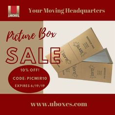 Moving your artwork or antique mirrors is easy with uBoxes picture and mirror moving boxes. Order boxes today and save. Packing Boxes For Moving, Moving Kit, Packing To Move, Moving Boxes, Packing Tips, Or Antique, Antique Mirrors, Mirror Box, Boxing Today