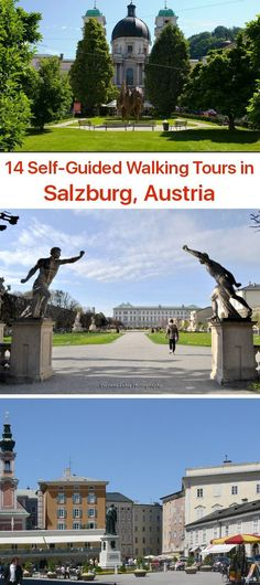 Known primarily as the hometown of Mozart, Salzburg made another musical mark in history by providin Oh The Places You'll Go, Places To Travel, Travel Destinations, Travel Tips, Travel Advice, Travel Guides, Innsbruck, European Vacation, European Travel