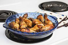 Pilons de poulet à l'érable | Recettes du Québec