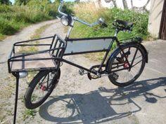 Fahrrad Lastenfahrrad Möwe