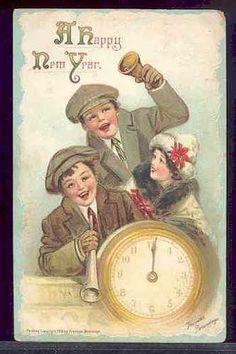 Antique postcard...