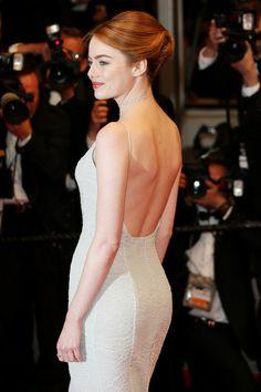 Emma Stone Photos - 'Irrational Man' Premiere - The 68th Annual Cannes Film Festival - Zimbio